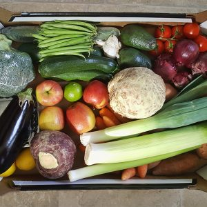 veg box delivery swanage